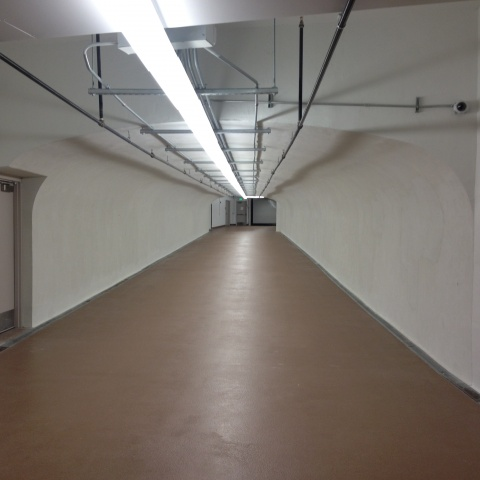 LDS Church Tunnel Waterproofing