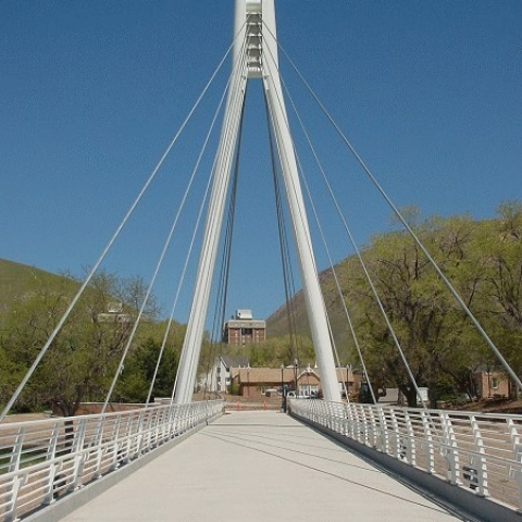 Olympic Legacy Bridge, University of Utah