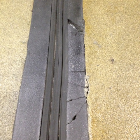 LDS Church Parking Expansion Joint Repair